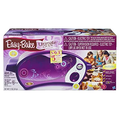 Easy-Bake Ultimate Oven, Purple by Hasbro