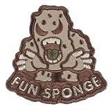 Mil-Spec Monkey Patch - Fun Sponge Arid