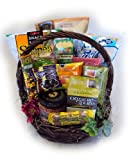 Healthy Birthday Basket for Her by Well Baskets