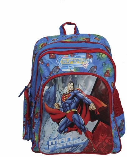 Superman Superman School Bag (18-Inch)