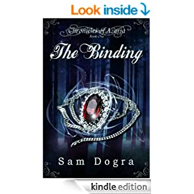 The Binding (Chronicles of Azaria #1)