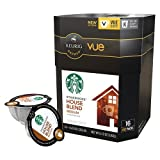 Starbucks House Blend Coffee Keurig Vue Portion Pack, 32 Count