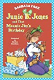 Junie B. Jones and that Meanie Jims Birthday (A Stepping Stone Book(TM))