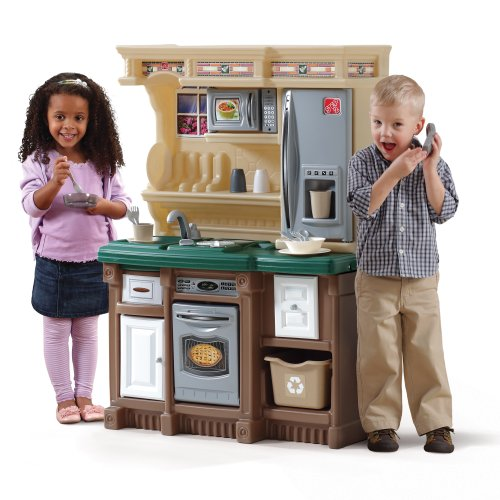Step Lifestyle Custom Kitchen Includes  Piece Accessory Set