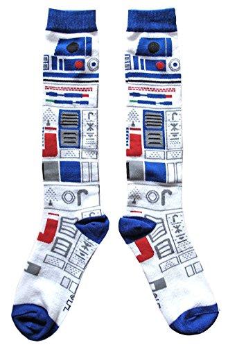 Star Wars R2-D2 Ugly Sweater Pattern