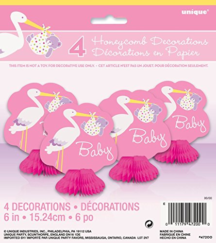 Polka Dot Baby Shower Supplies front-1080933