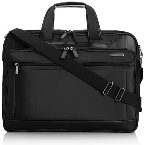 [ワールドトラベラー] World Traveler ワールドトラベラー ライリー ビジネスバッグ 43485 01 (ブラック)