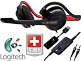 Logitech G330 Gaming Headset Game Men Women Boy Great Gift Headphone Earphone