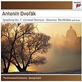 Dvorak: Symphony No. 7 & Carnival Overture -  Smetana: The Moldau (Sony Classical Masters)