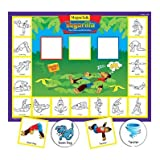 Magnetic Yogarilla Exercise & Activity Game - Super Duper Educational Learning Toy For Kids