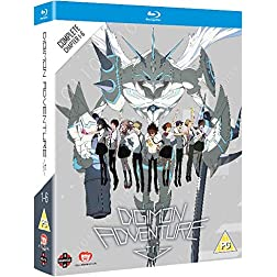 Digimon Adventure Tri: The Complete Movie Collection Blu-ray [Blu-ray]