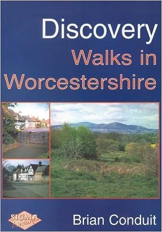 Worcestershire walking guidebook