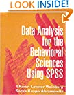 Data Analysis for the Behavioral Sciences Using SPSS