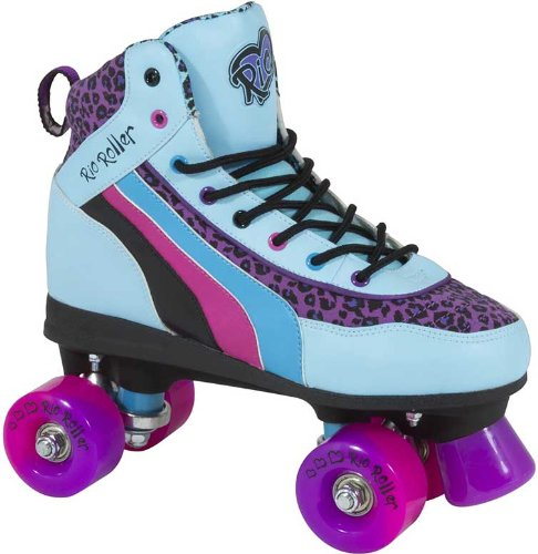 Rio Roller Fierce Ltd Edition Quad Roller Skates - Size UK7
