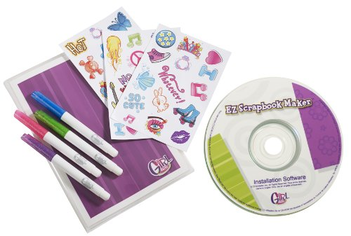 Girl Tech EZ Scrapbook Maker