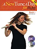 New Tune A Day For Flute Bk1 Dvd (A New Tune a Day)