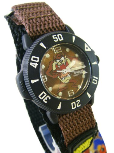 Looney Tunes Taz Watch &#8211; Tazmania Watch &#8211; Sports Style
