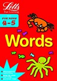 Words Age 4-5 (Letts Fun Learning)