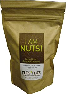 Nutsnuts Palm Sugar Coconut Bulk Cashews