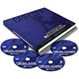 Chelsea - A Backpass Through History -Limited Edition Book and 4 DVD set
