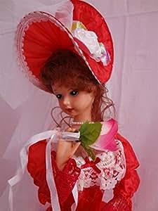 SMT Umbrella Doll Red Color