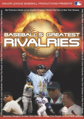 Cover art for  MLB - Baseball's Greatest Rivalries