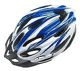 R-STYLE ロードバイクやスケボーに 軽量・サイズ調整付 流線型カラフル ヘルメット