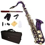 Cecilio TS-280PL Saxophone T�nor SiB Violet