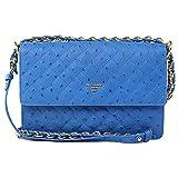 Da Milano Imp/Blue Shoulder Bag