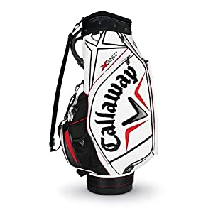 Callaway X Hot Tour Cart Bag by Callaway