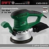 DWT Exzenterschleifer Ø 150 mm Schleifer 300 Watt mit Klett...