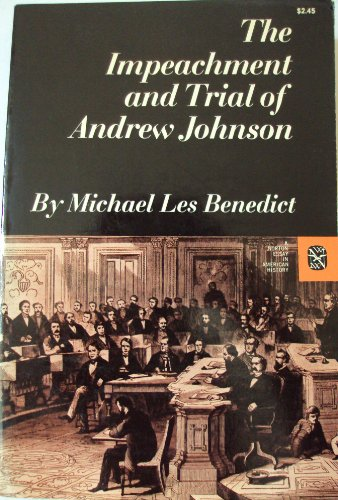 Image for The Impeachment and Trial of Andrew Johnson