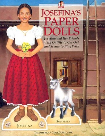 Josefina's Paper Dolls [With Scence, Accessories, Outfits, Mini Book] (American Girls Collection Sidelines) at Amazon.com