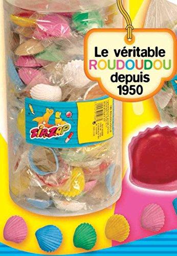 Le géant de la fête - Roudoudous assortis ( tubo de 150 ) Le Geant De La Fete