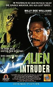 Alien Intruder [VHS]