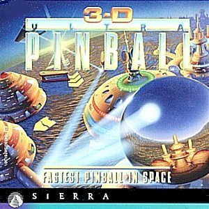 3D Ultra Pinball: Fastest Pinball in Space (Macintosh)