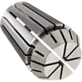"""Dorian Tool ER20 Alloy Steel Ultra Precision Collet, 0.087"""" - 0.125"""" Hole Size"""