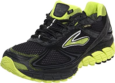 Brooks Women's Ghost GORE-TEX® Citron/Black/Anthracite 6 B - Medium