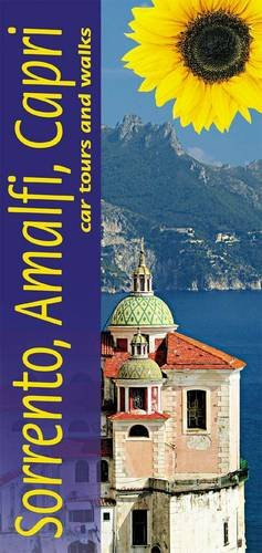 Sorrento, Amalfi Coast & Capri: Car Tours and Walks (Sunflower Landscapes)