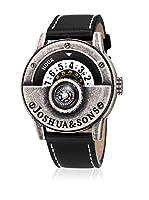 Joshua & Sons Reloj de cuarzo Man JX116SSB 45 mm