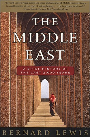 Image for The Middle East: A Brief History of the Last 2,000 Years