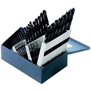 Klein Tools 53000 Regular-Point Drill-Bit Set, 29-Piece