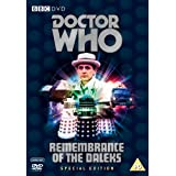 Doctor Who - Remembrance Of The Daleks - Special Edition [DVD]by Sylvester McCoy