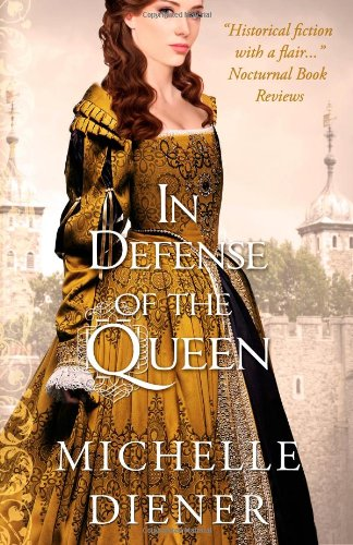 In Defense of the Queen (Susanna Horenbout & John Parker, #3)