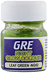 GRE Acrylic Night Glow Paint (Leaf Green)