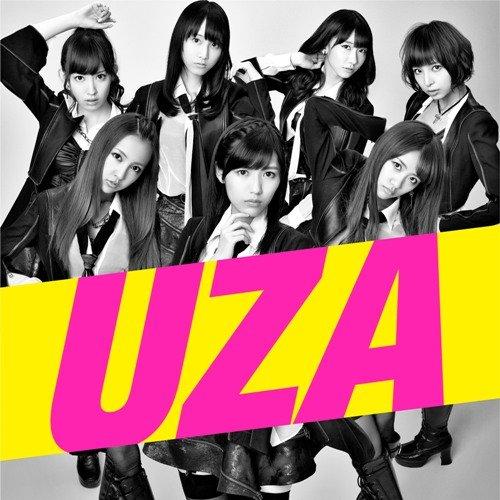 UZA (Type-K)(数量限定生産盤)【多売特典生写真無し】
