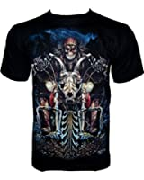 Rock Chang T-Shirt Hell Rider (Glow In The Dark) GR 369
