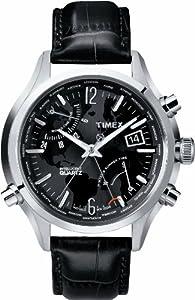 Timex Intelligent Quartz Watch Indiglo Illumination