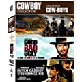 Cowboy Collection (Magnificent Seven; The Good, the Bad & the Ugly; Butch Cassidy)