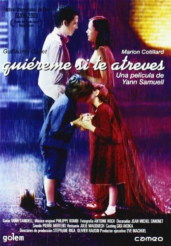 Quiéreme Si Te Atreves [DVD]